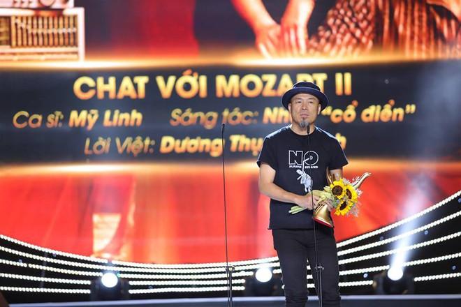 Giải Cống Hiến 2019: Thưa thớt khán giả, Hoa hậu Mỹ Linh nhầm giới tính Hà Anh Tuấn - Ảnh 5.