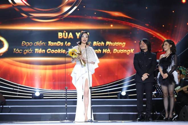 Giải Cống Hiến 2019: Thưa thớt khán giả, Hoa hậu Mỹ Linh nhầm giới tính Hà Anh Tuấn - Ảnh 6.