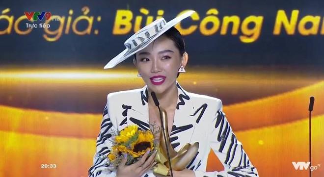 Giải Cống Hiến 2019: Thưa thớt khán giả, Hoa hậu Mỹ Linh nhầm giới tính Hà Anh Tuấn - Ảnh 7.