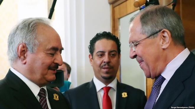 """Không can thiệp """"mạnh"""" như Syria, Nga dùng chiến thuật """"khác biệt"""" ở Libya? - ảnh 1"""