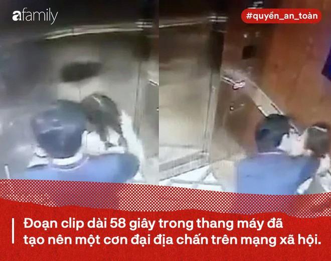 14 ngày sau vụ bé gái bị 'nựng' trong thang máy: Sự hời hợt của đám đông cuồng nộ và lời xin lỗi đang dần buông - ảnh 2