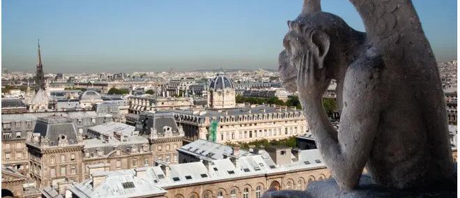 Nhà thờ Đức Bà: Ngụ ý ẩn sau các bức tượng 'ác quỷ quan sát thành Paris' - ảnh 5