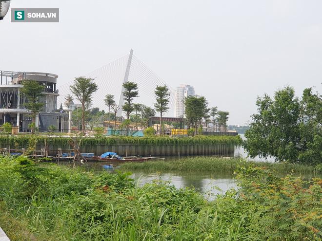 Điểm danh 5 công trình xây dựng lấn sông Hàn ở Đà Nẵng - Ảnh 12.