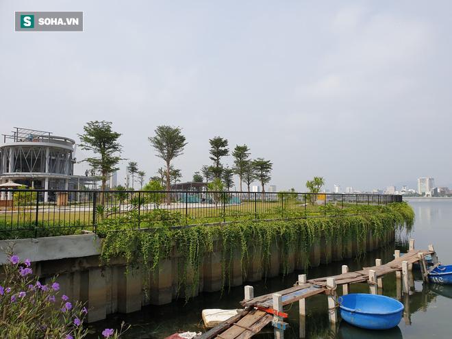 Điểm danh 5 công trình xây dựng lấn sông Hàn ở Đà Nẵng - Ảnh 14.