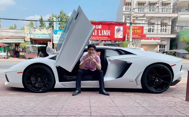 Đại gia Việt bạo tay chi hơn 70 tỷ đồng mua siêu xe hạng sang