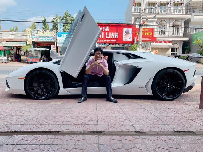 Đại gia Việt bạo tay chi hơn 70 tỷ đồng mua siêu xe hạng sang - Ảnh 2.