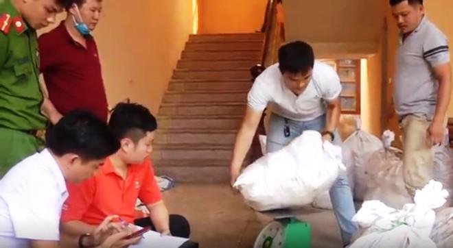 Vụ vây bắt ma túy khủng ở Nghệ An: Đây là đường dây trung chuyển trong nước - Ảnh 2.