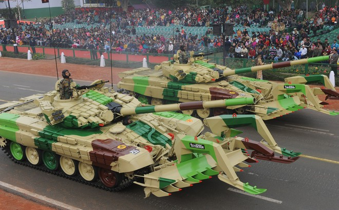 Kho vũ khí khổng lồ do Nga sản xuất của Ấn Độ - ảnh 4