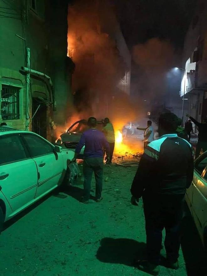 Đặc sứ LHQ tại Libya tuyên bố Tripoli đã trải qua 1 đêm kinh hoàng - Ảnh 4.