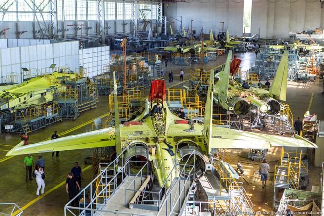 Trung Quốc đập nguyên con tiêm kích Su-35 Nga: Lấy sạch công nghệ - Viễn cảnh kinh hoàng? - Ảnh 5.