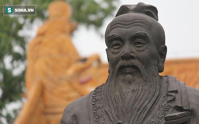 """Thông hiểu đạo lý như Khổng Tử vẫn phải """"ly dị"""" vợ nhưng lý do lại khiến người ta nể phục"""