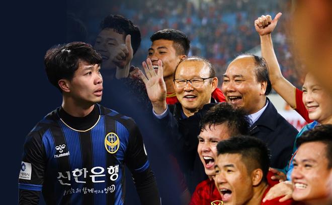 Nhìn vào thành công của HLV Park Hang-seo, sẽ biết Công Phượng sai ở đâu