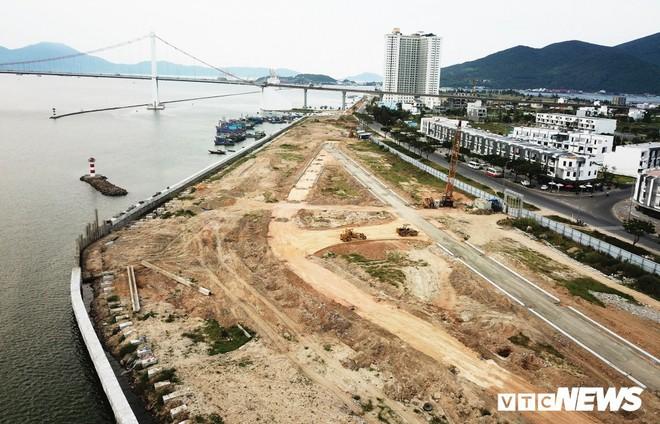 Toàn cảnh dự án lấn cửa sông Hàn Đà Nẵng để phân lô bán nền  - Ảnh 2.