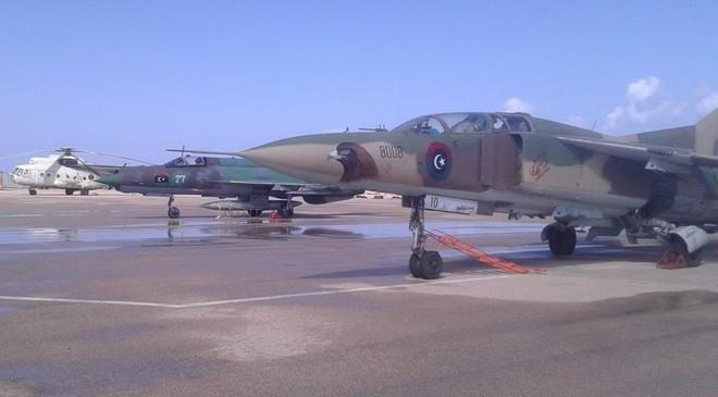 Quân bài quyết định cuộc chiến ở Libya: Ai đang kiểm soát bầu trời? - Ảnh 3.