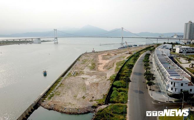 Toàn cảnh dự án lấn cửa sông Hàn Đà Nẵng để phân lô bán nền  - Ảnh 3.