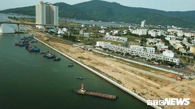Toàn cảnh dự án lấn cửa sông Hàn Đà Nẵng để phân lô bán nền  - Ảnh 5.