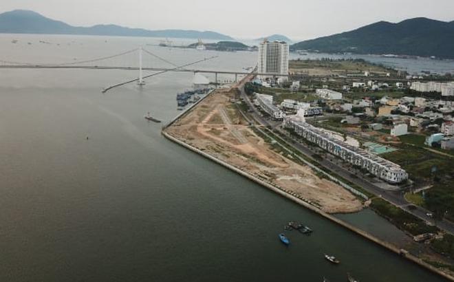 Đà Nẵng đề nghị tạm dừng dự án Marina Complex lấn sông Hàn để kiểm tra