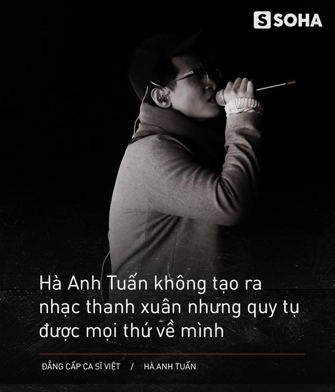 Sự thống trị của Hà Anh Tuấn và bí mật đằng sau 4 chữ văn minh, tử tế - Ảnh 11.