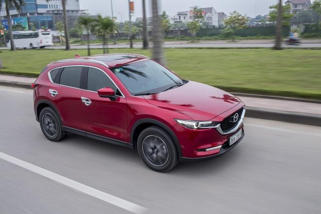 Mazda3 tăng giá 10-18 triệu đồng, CX5 xuống mức thấp nhất từ trước đến nay - Ảnh 5.