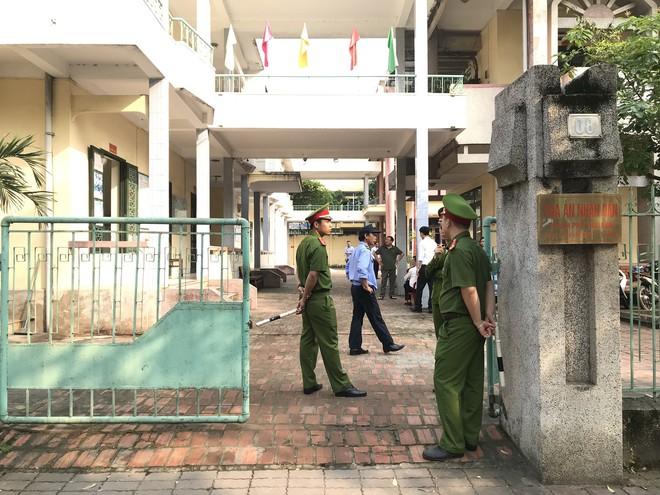 Xử kín vụ cựu Thượng tá Công an dâm ô nữ sinh lớp 9 ở Thái Bình - Ảnh 1.