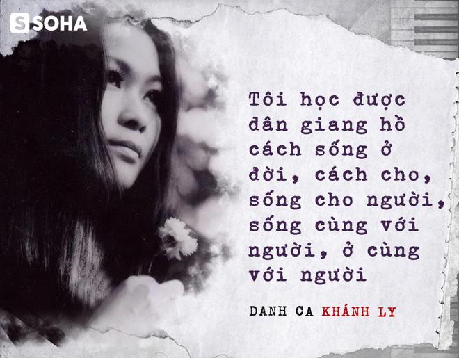 Khánh Ly và ẩn ức chưa kể 50 năm trước: Sống cùng vũ nữ, được giang hồ bảo vệ và lần gặp đầu với Trịnh Công Sơn - Ảnh 4.