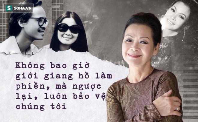 Khánh Ly và ẩn ức chưa kể 50 năm trước: Sống cùng vũ nữ, được giang hồ bảo vệ và lần gặp đầu với Trịnh Công Sơn