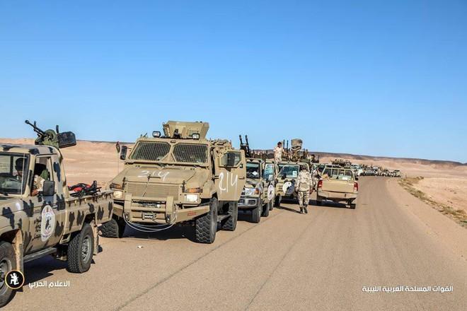 Libya: Chiến thuật Blitzkrieg của LNA thất bại - Tướng Haftar nếm trái đắng, trả giá đắt - ảnh 3