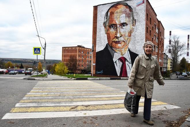 Khi Putin không chỉ là tên một người, mà là tên một thời đại, một kỷ nguyên của nước Nga - Ảnh 1.
