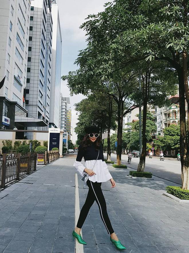 Những đôi chân cực phẩm của mỹ nhân Việt: Ai cũng thon dài nuột nà nhưng gây mê hoặc nhất là nhân vật đầu tiên - ảnh 12