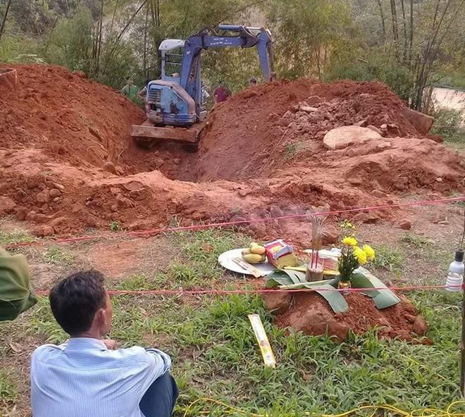 Vụ thi thể phụ nữ bị cuốn chăn chôn dưới giếng: Không có chuyện