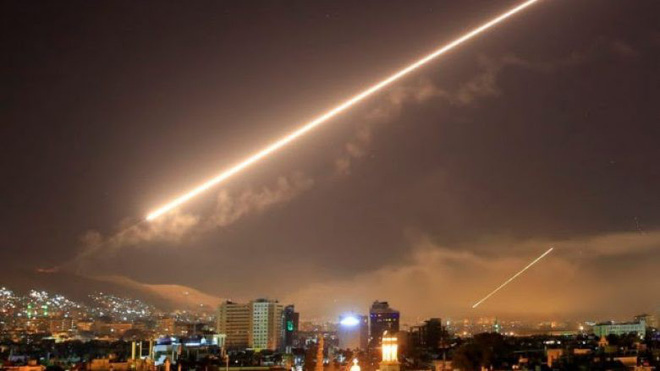 Né thành công tên lửa S-300 ở Syria: Israel tuyên bố sẵn sàng đập nát Lebanon - ảnh 3