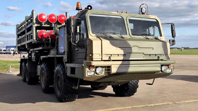 S-350 Nga: Chốt chặn cuối cùng, đập tan cơn mưa tên lửa của kẻ thù - Ảnh 1.