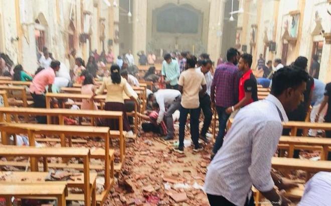 Lễ Phục sinh đẫm máu: Gần 300 người thiệt mạng, Sri Lanka đối mặt thảm kịch bạo lực tồi tệ nhất kể từ nội chiến