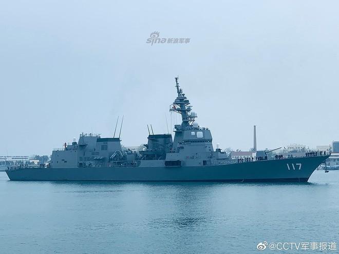 [ẢNH] Gepard 3.9 Việt Nam sánh vai cùng dàn chiến hạm hiện đại tại Trung Quốc - Ảnh 11.