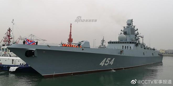 [ẢNH] Gepard 3.9 Việt Nam sánh vai cùng dàn chiến hạm hiện đại tại Trung Quốc - Ảnh 5.