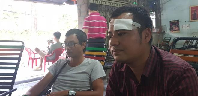 Phó giám đốc doanh nghiệp ở Sài Gòn bị đánh hội đồng khi đi đòi công nợ - Ảnh 1.