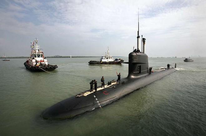 Nga khó ở trên thị trường tàu ngầm: Lộ đối thủ mới nguy hiểm - Đã có tuyên bố bất ngờ - Ảnh 2.