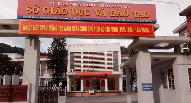Phó giám đốc Sở GD&ĐT Sơn La có con gái được nâng điểm: Tôi đang rất buồn, chỉ biết nói thế thôi - Ảnh 2.