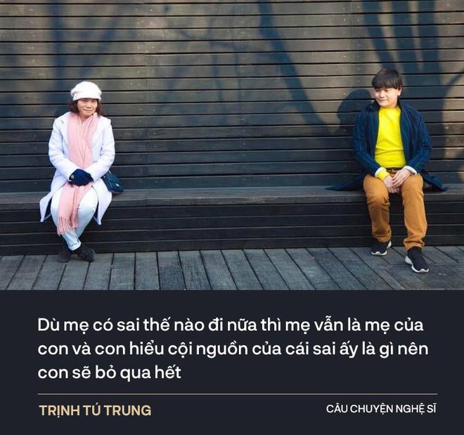 Trịnh Tú Trung: Ba đánh mẹ dã man lắm, bóp cổ dí vào tường, nhấc bổng người lên - Ảnh 10.