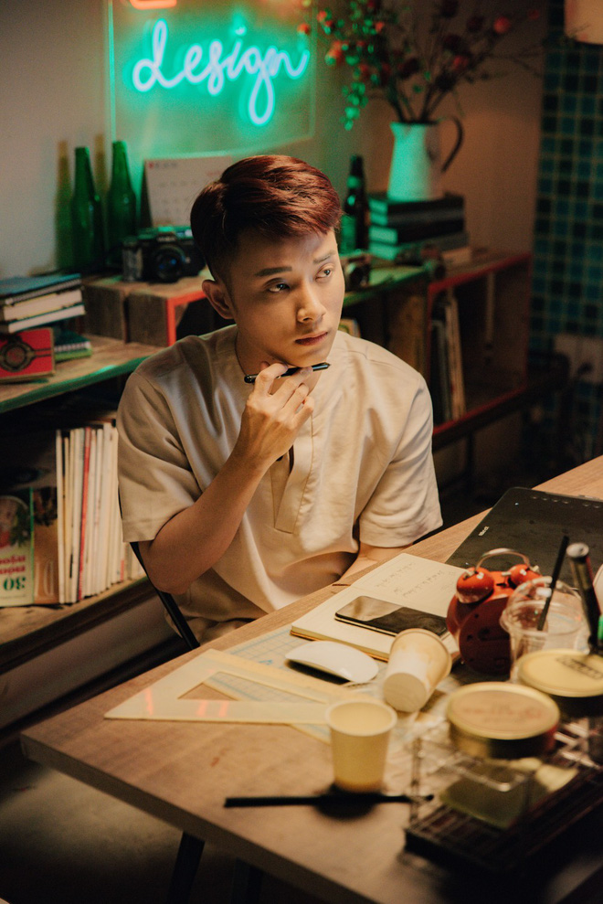 Hình ảnh khác lạ của Trúc Nhân trong MV mới - Ảnh 1.