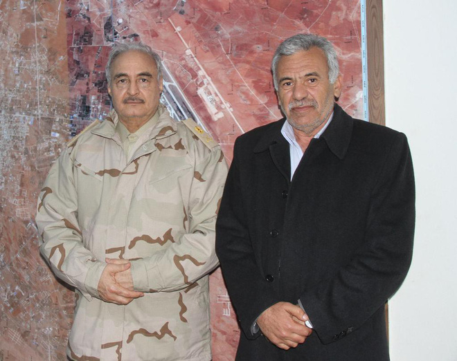 Chiến sự Libya nóng - Cánh quân miền Tây của LNA kéo về Thủ Đô, sẵn sàng đánh hủy diệt Thủ đô - Ảnh 1.