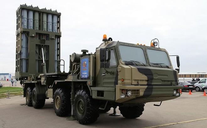 Sức mạnh của tổ hợp tên lửa phòng không S-350 Vityaz