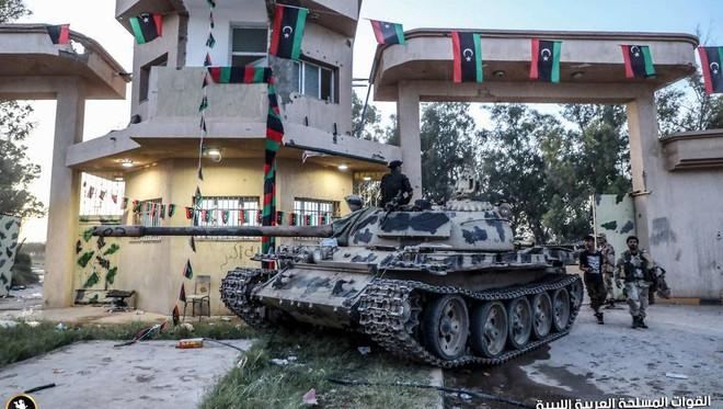 Washington nhất biên đảo, Nga-Mỹ hợp lực cùng phe: Vận mệnh của Libya đã được định đoạt? - Ảnh 1.