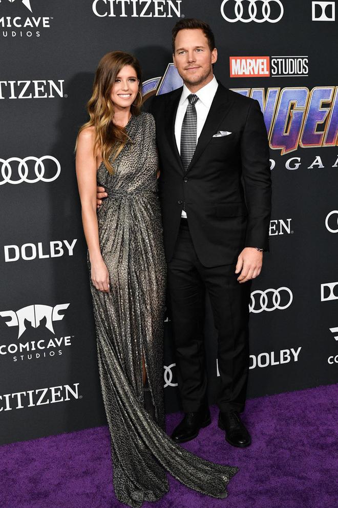Siêu thảm tím Avengers: Endgame hot nhất 2019: Dàn sao Marvel sang chảnh, vợ chồng Miley Cyrus chiếm trọn spotlight - Ảnh 21.