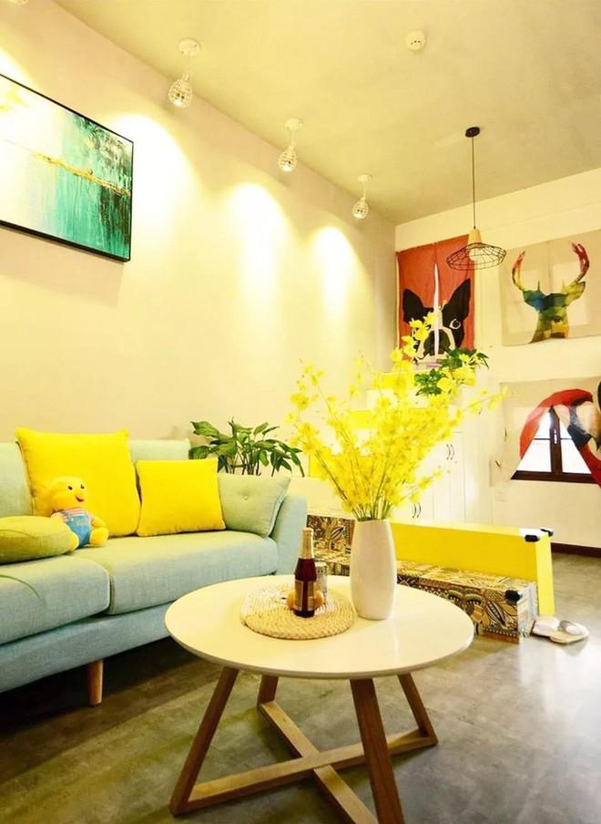 Nhà tập thể 35m² được thiết kế thông minh với 2 phòng ngủ dành cho gia đình 3 người - Ảnh 6.