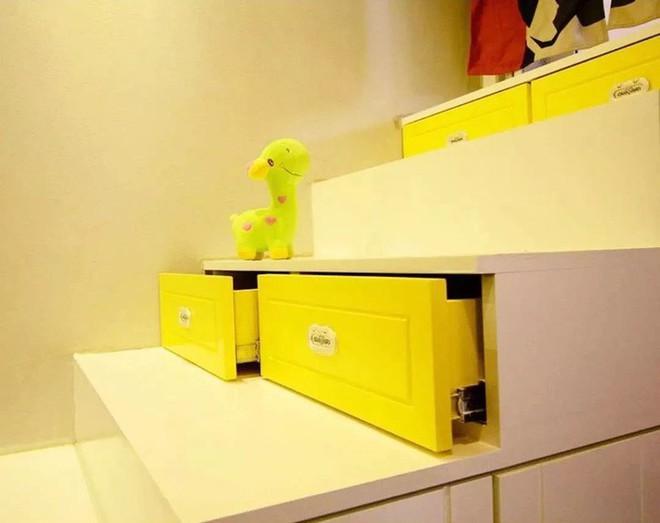 Nhà tập thể 35m² được thiết kế thông minh với 2 phòng ngủ dành cho gia đình 3 người - Ảnh 9.