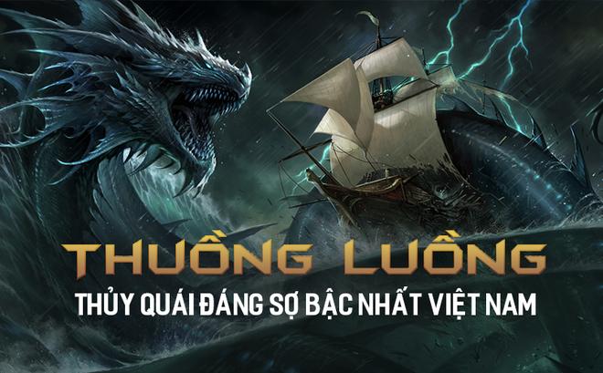Thuồng luồng - Sinh vật thần thoại hùng mạnh bậc nhất trong dân gian Việt Nam