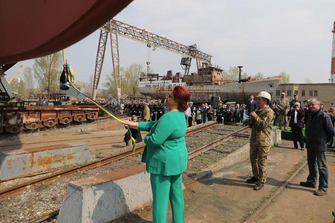 Ôm chân NATO, hắt hủi Gấu Nga, Hải quân Ukraine lĩnh ngay hậu quả - Ảnh 3.