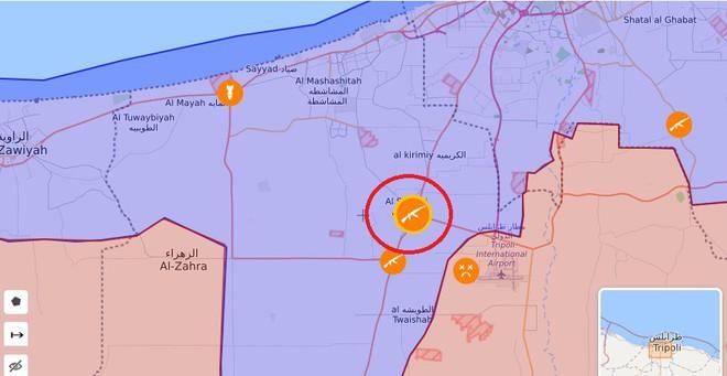 CẬP NHẬT: Chiến sự Libya gay cấn - Tiêm kích Mirage bị bắn hạ, máy bay quân sự Pháp và NATO bất ngờ xuất hiện - Ảnh 1.