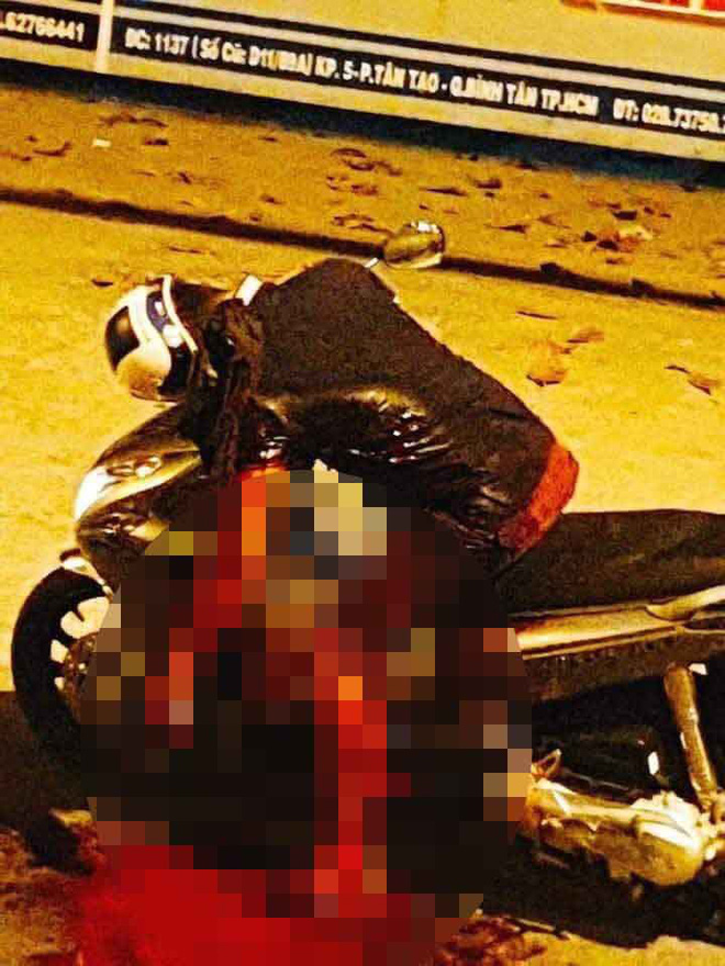 Hai nghi phạm đâm chết người va quẹt giao thông lúc rạng sáng ở Sài Gòn bị bắt - Ảnh 2.